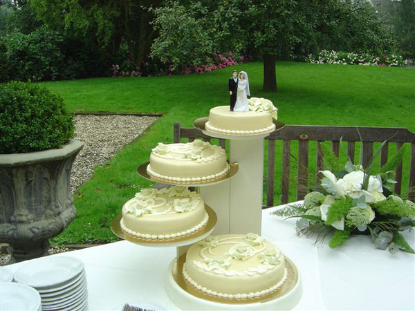 Bruiloft De Krom