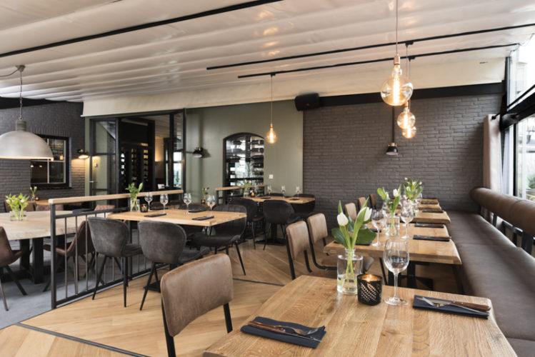 Vernieuwd restaurant
