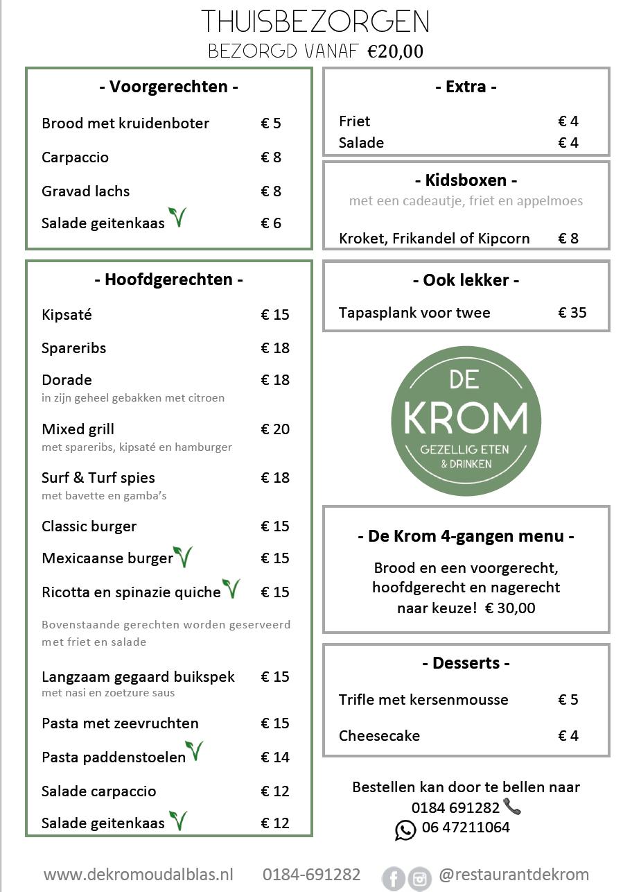 dekrom_menu